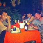 with Mr.PEACE and Mr.Seng