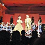 Konzertfoto des Berliner Residenz Orchesters