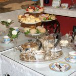 Our Full Afternoon Tea Experience