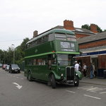 Catch our connecting heritage bus service from Epping Tube station, runs each day the railway ru
