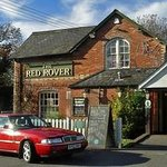 The Red Rover - West Wellow
