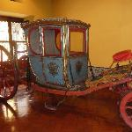 Carrige from 18th century