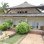 vista esterna del bungalow