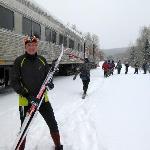 Wabos Loppet Ski Train