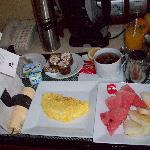 Excelente desayuno si se lo sabe pedir