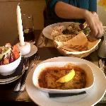 Mousaka Luncheon