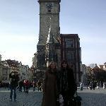 March at Praha