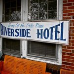Historic Hotel where Bessie Smith died - when it was a black hospital