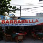 Welcome Barabella..Best Italian restaurant in Sihanouk