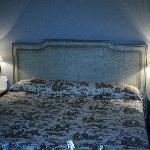habitacion, cama.