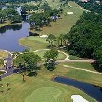Aerial of Indian Bayou