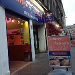Jimmy Chung's at Grindlay Edinburgh