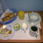 Завтрак за 10 евро