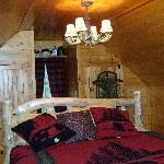 The Adirondack loft