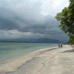 The beach at Juliantos