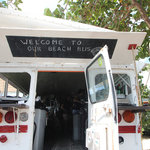 Beach Bar in a Bus