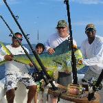 great fishing trip Rick setup for me.
