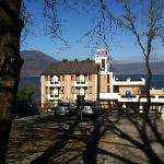Vista dell'Hotel Sans Soucis