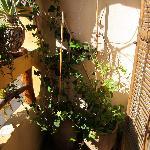 1 von 2 Balkonen