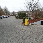 Parkplätze über- und unterirdisch