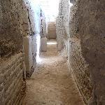 Corridoi nelle rovine