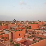 Riad Nora - rooftop