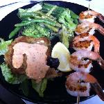 Stuffed Grilled Shrimp