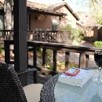 Total relaxation at L'Auberge