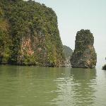 Ile paradisiaque proche de phuket