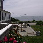 Ocean views surrond Baileys