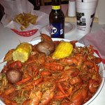 Best Crawfish in town!