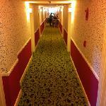hallway everything new