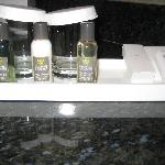 Gilcrist & Soames toiletries