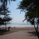 Ghogla Beach