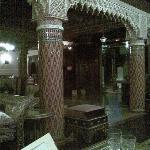 il ristorante marocchino