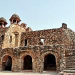 Purana Qila - Old Fort 8