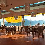 Restaurant & Bar Lounge - Le Deck - Hotel  & Spa du Baron Tavernier