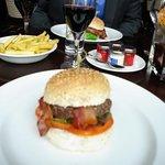€20 Wagu Burger