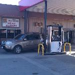 Us getting gas