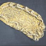 Yucca sandal woven over 1000 years ago
