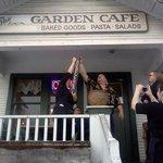 Photo de The Garden Cafe