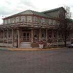 Original Springs Hotel (southwest corner)