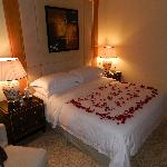 Premium room King Size Bed.