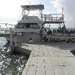 Yellow Rose Dive Boat
