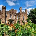 Augill Castle in Summer
