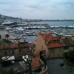 Canne in winter - cold and rainy!