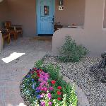 The door to our Grande Casita