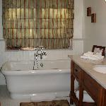 Our bathroom in the Grande Casita