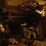 staro izba -inside