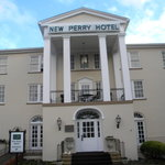 The beautiful, historic New Perry Hotel